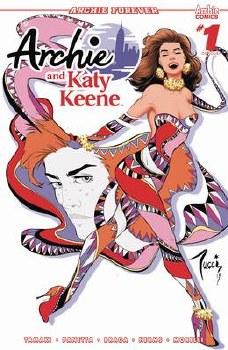 Archie #710 (Archie & Katy Keene Pt1) Cvr E Tucci