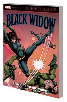 Black Widow Epic Collection Tp Beware Black Widow