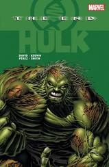 Hulk Tp The End New Ptg