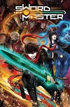 Sword Master Tp Vol 01