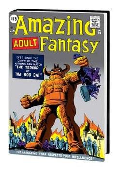 Amazing Fantasy Omnibus Hc New Ptg