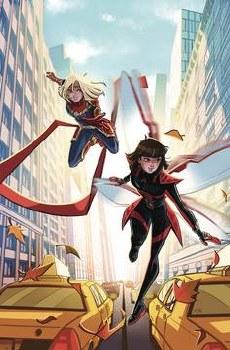 Marvel Action Captain Marvel #4 Cvr A Boo (C: 1-0-0)