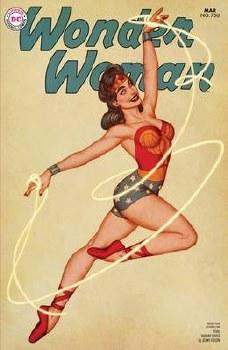 Wonder Woman #750 1950s Var Ed (Note Price)