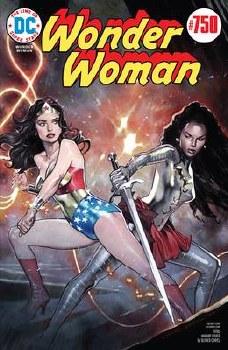 Wonder Woman #750 1970s Var Ed (Note Price)