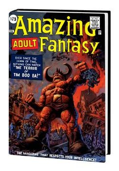 Amazing Fantasy Omnibus Hc Brereton Dm Var New Ptg
