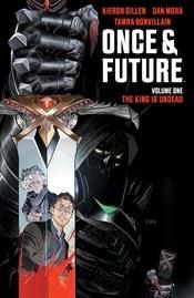 Once & Future Tp Vol 01 (C: 0-1-2)