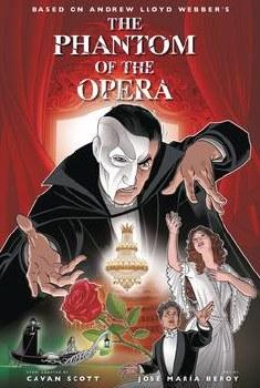 Phantom Of The Opera Hc
