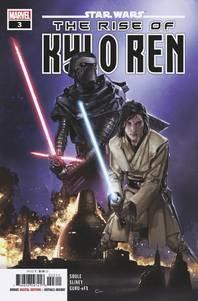 Star Wars Rise Kylo Ren #3 (Of4)