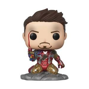 Pop Avengers Endgame I Am IronMan Px Gid Dlx Vin Fig (C: 1-