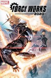 2020 Force Works #1 (Of 3) Oliver Var
