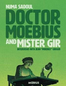 Moebius Library Doctor Moebius & Mister Gir Tp (C: 0-1-2)