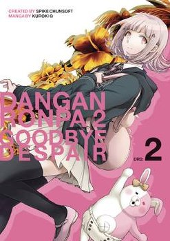 Danganronpa 2 Goodbye Despair Tp Vol 02 (C: 1-1-2)