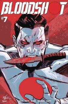 Bloodshot (2019) (New Arc) #7 Cvr C Virella