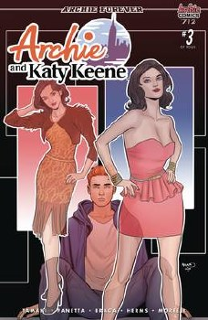 Archie #712 (Archie & Katy Keene Pt 3) Cvr B Renaud