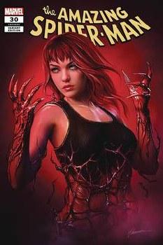 Amazing Spider-Man #30 Comicxposure Exc Mary Jane Var (C: 0-