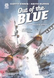 Out Of The Blue Comp Hc Gn (C: 0-1-0)
