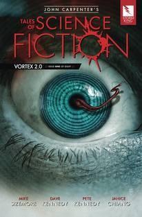 John Carpenters Tales Scifi Vortex 2 #1