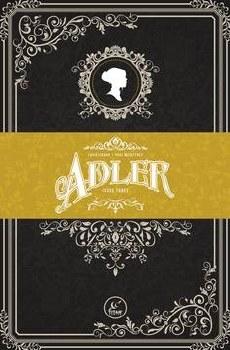 Adler #3 Cvr C Victorian Homage