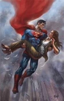 Action Comics #1022 L Parrillo Var Ed