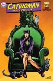 Catwoman 80th Anniv 100 Page Super Spect #1 1950s Travis Cha