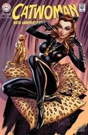 Catwoman 80th Anniv 100 Page Super Spect #1 1960s J Scott Ca