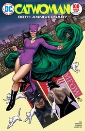 Catwoman 80th Anniv 100 Page Super Spect #1 1970s Frank Cho