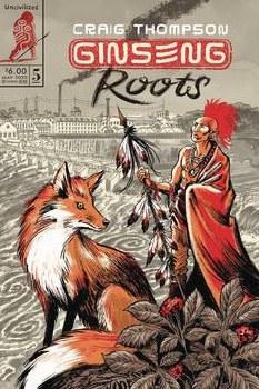 Ginseng Roots #5