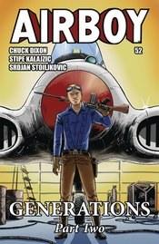 Airboy #52 Cvr A Mckee