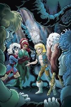 Elfquest Stargazers Hunt #4 (Of 8)