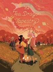 The Tea Dragon Tapestry Hc