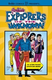 Archie Explorers Of The Unknown Tp