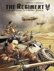 Regiment True Story Of Sas Gn Vol 02 (C: 1-1-0)