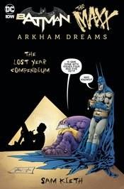 Batman Maxx Arkham Dreams LostYear Compendium (C: 0-1-0)