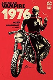 American Vampire 1976 #1 Snyder Sgn (C: 0-1-2)