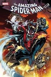 Amazing Spider-Man #51.lr Rosenberg Sgn (C: 0-1-2)