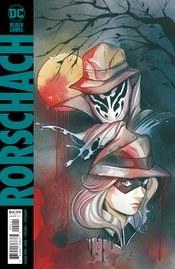 Rorschach #2 Peach Momoko Card Stock Var Ed