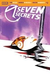 Seven Secrets #2 Cvr B Nguyen Var