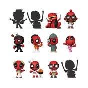 Mystery Minis Deadpool 30th Figures