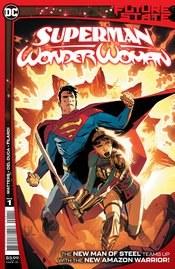 Future State Superman Wonder Woman #1 *LIMIT 1 PER CUSTOMER