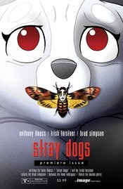 Stray Dogs #1 Cvr B Horror Movie Var Forstner & Fleecs