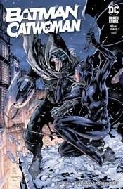 Batman Catwoman #3 Jim Lee Var Ed