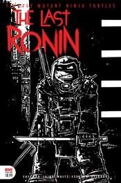 Tmnt The Last Ronin #1 (Of 5)3rd Ptg