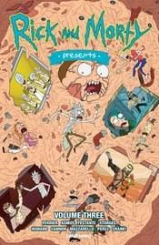 Rick And Morty Presents Tp Vol 03