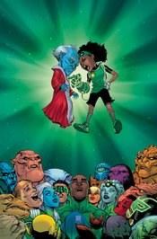 Green Lantern #1 Cvr A Chang