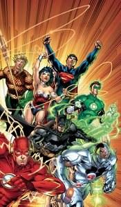 Justice League New 52 Omnibus Hc Vol 01