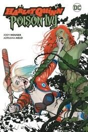 Harley Quinn & Poison Ivy Tp