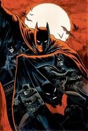 Legends O/T Dark Knight #1 Team Cvr Francesco Francavilla