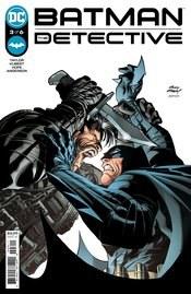 Batman Detective #3 Cvr A Kubert (Mr)