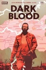 Dark Blood #1 (Of 6) Cvr A De Landro