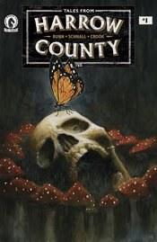Tales From Harrow County Fair Folk #1 (Of 4) Cvr B Crook